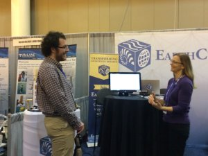 Crescynt-at-EarthCube-booth-OSM2016